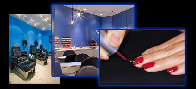 Manicure and Pedicure Boca Raton Moda Salon